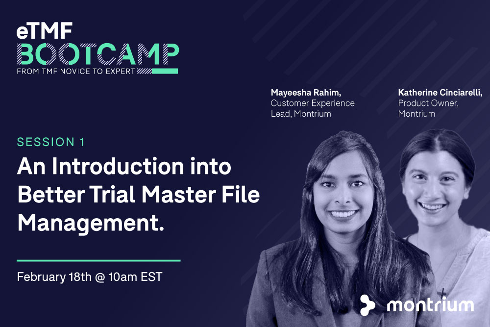 An Introduction into Better Trial Master File Management