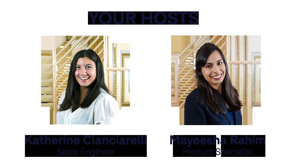 Your Hosts_Mayeesha_Kat