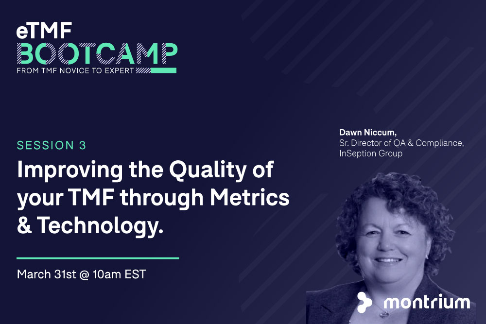 Improving the Quality of your TMF through Metrics & Technology
